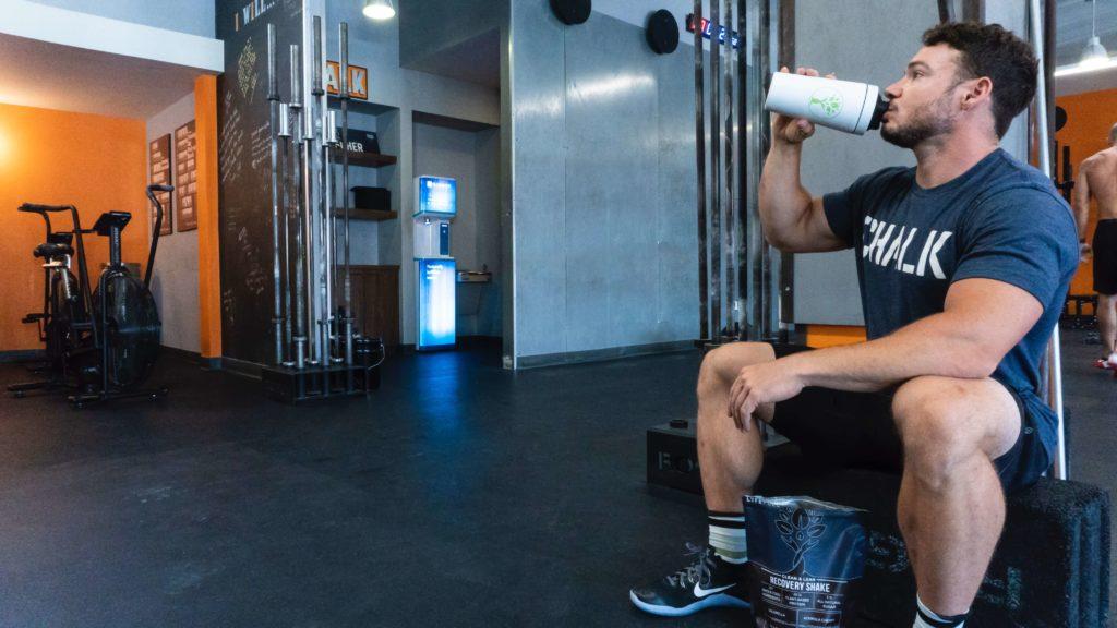 Protein powder for 3 day split workout